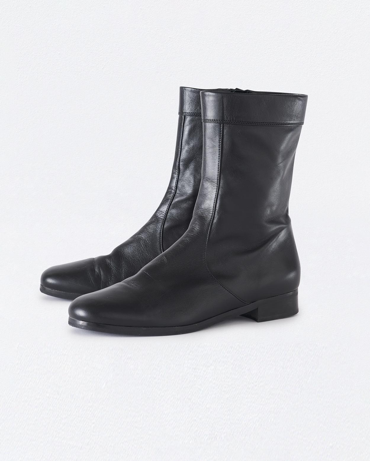 Shoppen Sie Ankle Boots Aus Wildleder Mit Absatz und