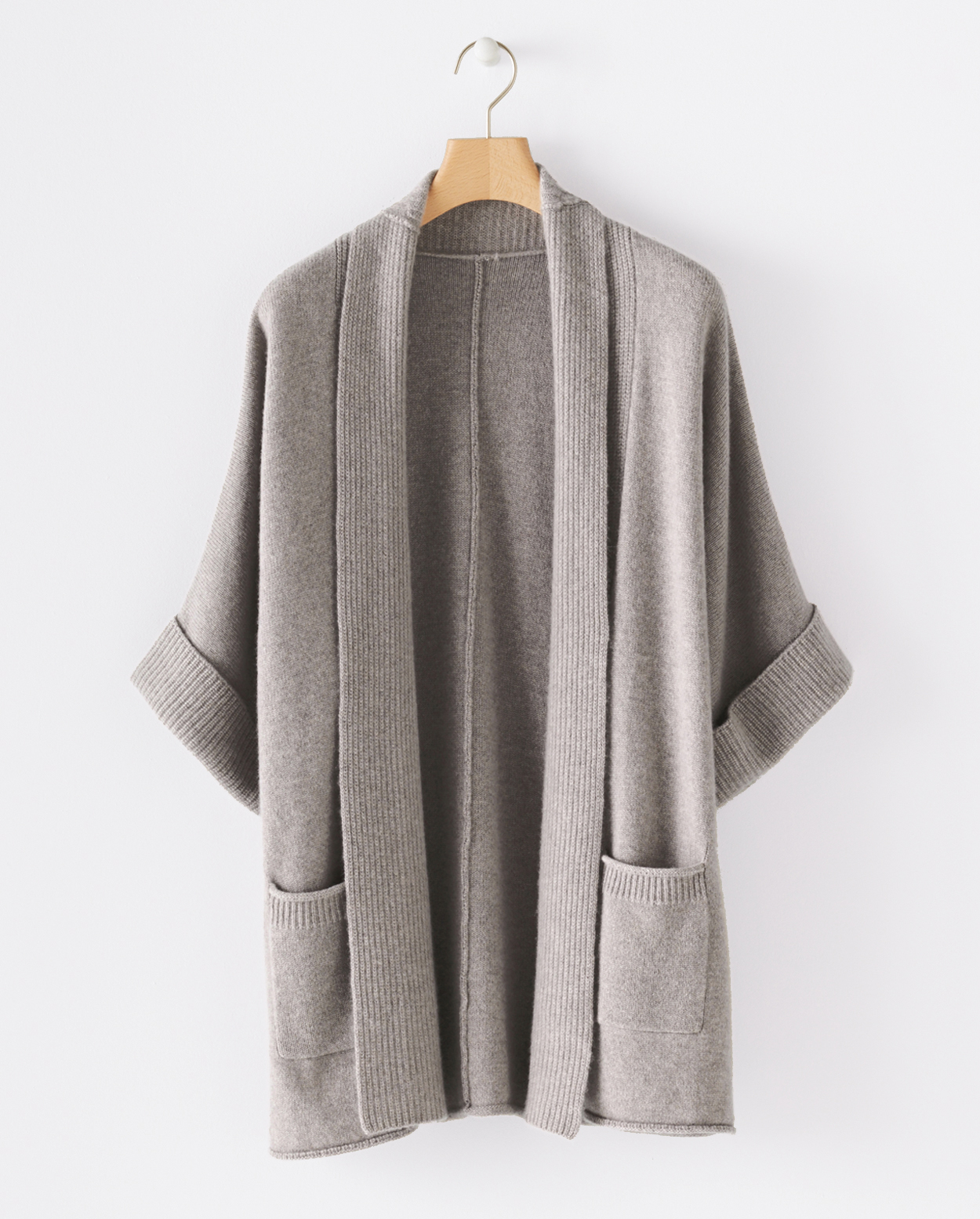 Poetry - Long cashmere cardigan