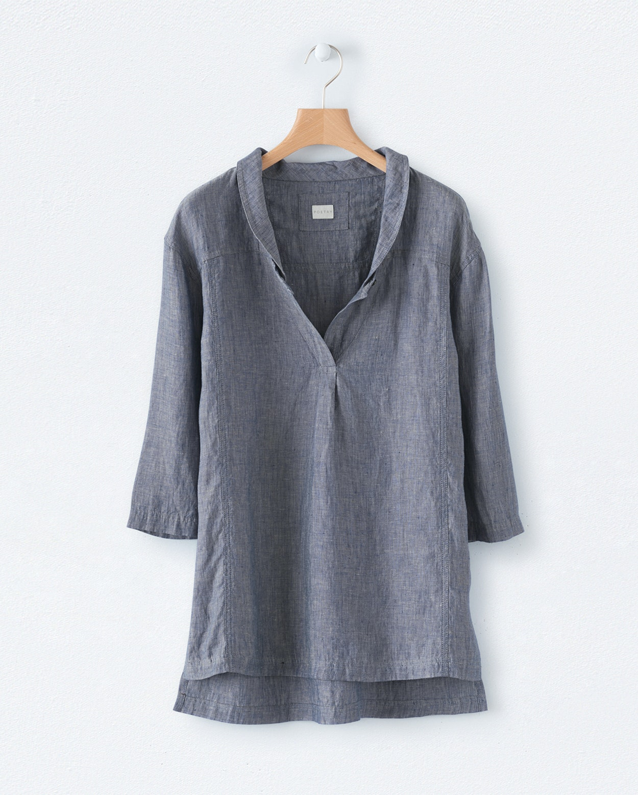 Poetry - Loose linen tunic 5062044a1b861