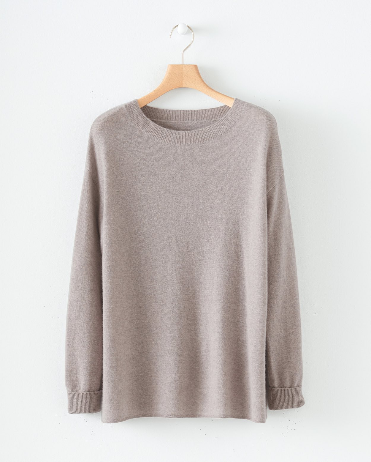 Poetry - Cashmere sweater with cross-back detail