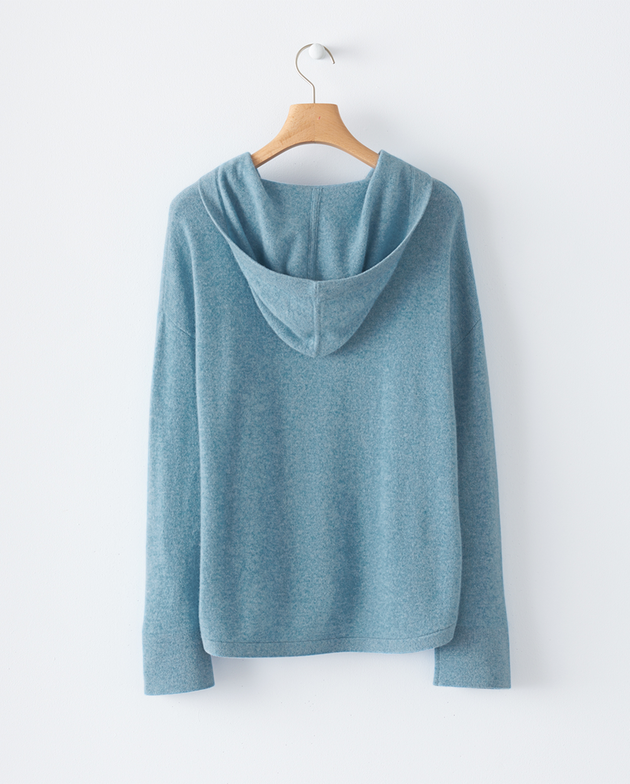 Poetry Hooded cashmere sweater